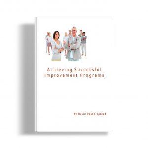 Achieving Successful Improvement Programs